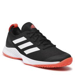 adidas Batai adidas Court Control H00940 Cblack/Ftwwht/Solred