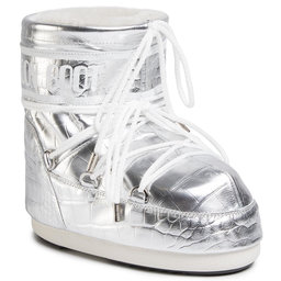 Moon Boot Снігоходи Moon Boot Mb Classic Low 50 Crocodile 14089600001 Silver