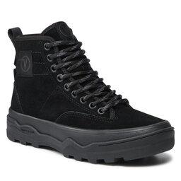 Vans Laisvalaikio batai Vans Sentry Wc VN0A4P3K6D31 (Suede) Black/Black