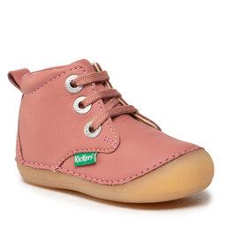 Kickers Auliniai batai Kickers Soniza 829685-10 M Antique Pink 132