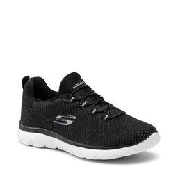 Skechers Снікерcи Skechers Bright Bezel 149204/BKSL Black/Silver