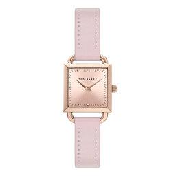 Ted Baker Годинник Ted Baker BKPTAF902 Pink/Gold