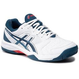 Asics Взуття Asics Gel-Dedicate 6 Clay 1041A080 White/Mako Blue 104