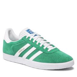 adidas Взуття adidas Gazelle H02215 Green/Ftwwht/Goldmt