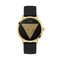 Guess Годинник Guess Imprint W1161G1 BLACK/GOLD