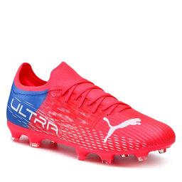 Puma Взуття Puma Ultra 3.3 Fg/Ag 106523 01 Sunblaze/White/Bluemazing