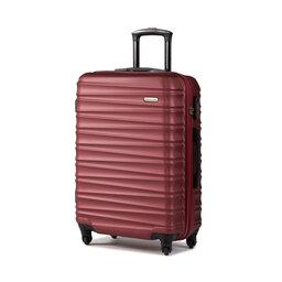 Wittchen Середня тверда валіза Wittchen 56-3A-312-31 Бордовий