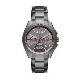 Armani Exchange Laikrodis Armani Exchange Horloge AX2851 Silver/Silver