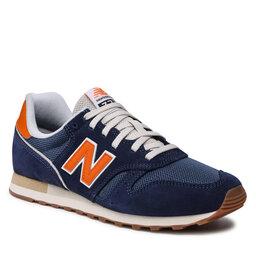 New Balance Laisvalaikio batai New Balance ML373HN2 Tamsiai mėlyna