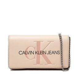 Calvin Klein Jeans Rankinė Calvin Klein Jeans Sculpted Mono Phone Xbody K60K608398 Muslin AEO