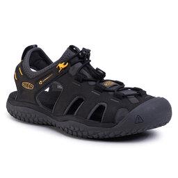 Keen Basutės Keen Solar Sandal 1022246 Black/Gold