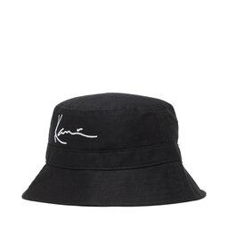 Karl Kani Skrybėlė Karl Kani Signature Bucket Hat 7015315 Black
