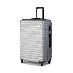Wittchen Велика тверда валіза Wittchen 56-3A-313-01 Сірий