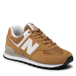 New Balance Laisvalaikio batai New Balance ML574RP2 Ruda