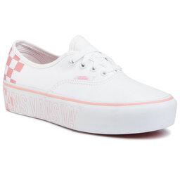 Vans Kedai Vans Authentic Platfor VN0A3AV8AHP1 True White/Multi
