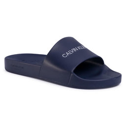 Calvin Klein Swimwear Шльопанці Calvin Klein Swimwear One Mold Slide KM0KM00498 CBK