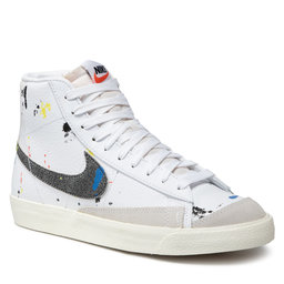 Nike Взуття Nike Blazer Mid '77 DC7331 100 White/Black/White/Sail