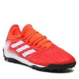 adidas Batai adidas Copa Sense.3 Tf FY6188 Red/Ftwwht/Solred