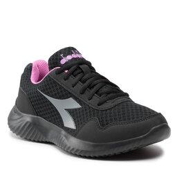 Diadora Laisvalaikio batai Diadora Robin 2 W 101.176969 01 C2308 Black/Pink Super
