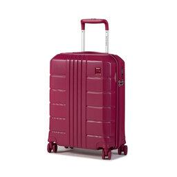 Wittchen Мала тверда валіза Wittchen 56-3P-821-60 Рожевий