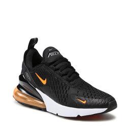 Nike Взуття Nike Air Max 270 Gs DM3208 001 Black/Total Orange/Smoke Grey