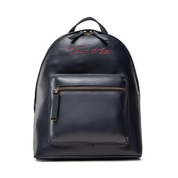 Tommy Hilfiger Kuprinė Tommy Hilfiger Iconic Tommy Backpack Sign AW0AW10459 DW5
