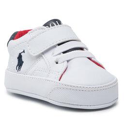 Polo Ralph Lauren Laisvalaikio batai Polo Ralph Lauren Theron IV Ps RL100610 White/Navy