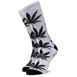 HUF Високі шкарпетки unisex HUF Essentials Plantlife Sock SK00298 r.OS White