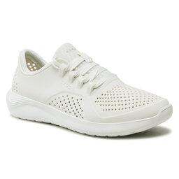 Crocs Туфлі Crocs Literidepacerw 205234 Almost White