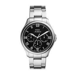 Fossil Годинник Fossil Architect FS5801 Silver/Silver