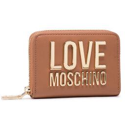 LOVE MOSCHINO Великий жіночий гаманець LOVE MOSCHINO JC5613PP1CLJ020A Cammello