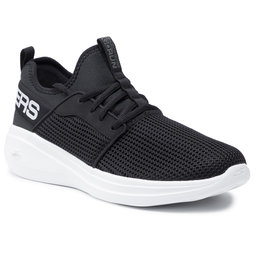 Skechers Взуття Skechers Go Run Fast 55103/BKW Black/White