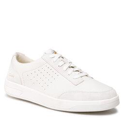Clarks Laisvalaikio batai Clarks Hero Air Lace 261528877 White Leather