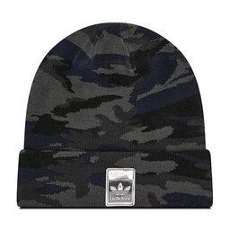 adidas Kepurė adidas Camo Beanie H25293 Gresix/Black/Legink