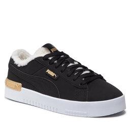 Puma Laisvalaikio batai Puma Jada Teddy Ws 382703 01 Black/Whisper White/Gold