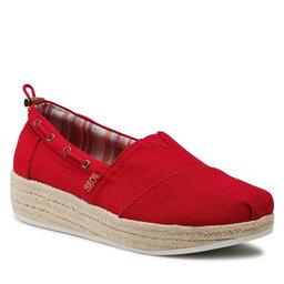 Skechers Еспадрильї Skechers Yacht Master 113075/RED Red