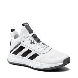 adidas Взуття adidas Ownthegame 2.0 H00469 Cwhite/Cblack/Cwhite