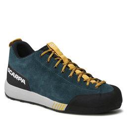 Scarpa Turistiniai batai Scarpa Gecko 72602-351 Petrol/Mustard