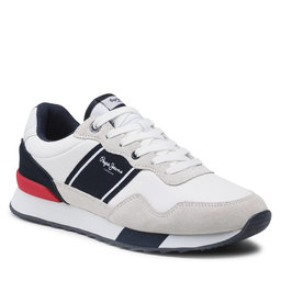 Pepe Jeans Снікерcи Pepe Jeans Cross 4 Court PMS30757 White 800