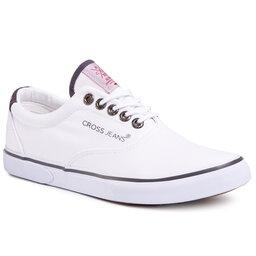 Cross Jeans Кросівки Cross Jeans FF1R4066C White