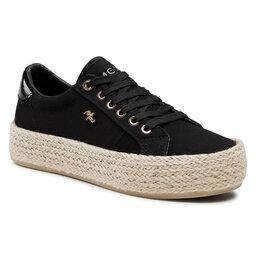 MEXX Еспадрильї MEXX Chevelijn MXSE0040_03W Black 1000