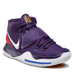 Nike Взуття Nike Kyrie 6 BQ4630-500 Grand Purple/White