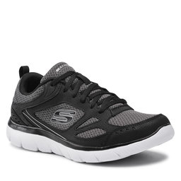 Skechers Batai Skechers South Rim 52812/BKW Black/White