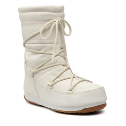 Moon Boot Снігоходи Moon Boot Mid Rubber Wp 24010300003 Cream