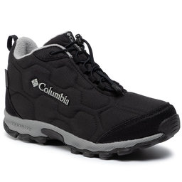 Columbia Трекінгові черевики Columbia Youth Firecamp Mid 2 Wp BY1201 Black/Monument 010