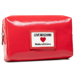 LOVE MOSCHINO Косметичка LOVE MOSCHINO JC5305PP1CLC150A Rosso