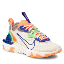 Nike Взуття Nike Nsw React Vision CI7523 104 Pale Ivory/Concord