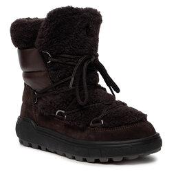 Bogner Sniego batai Bogner Chamonix 3 A 22143_502 Dark Brown 002