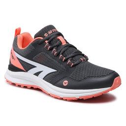 Hi-Tec Трекінгові черевики Hi-Tec Hanget Wo's AVSSS21-HT-01 Dark Grey/Coral