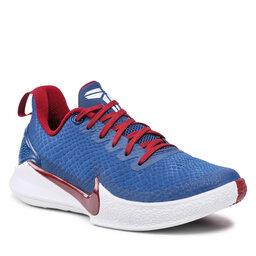 Nike Взуття Nike Mamba Focus AJ5899 400 Coastal Blue/Team Red/White